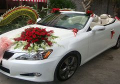 Dịch vụ cho thuê xe cưới uy tín tại Hà Nội