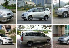 ASEA Travel báo giá dịch vụ thuê xe 7 chỗ