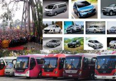 Cho thuê xe lễ hội giá rẻ chất lượng cao tại Hà Nội