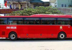 ASEA Travel báo giá dịch vụ thuê xe 45 chỗ