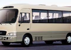 ASEA Travel báo giá dịch vụ thuê xe 24 chỗ