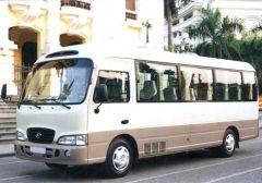 ASEA Travel báo giá dịch vụ thuê xe 29 chỗ