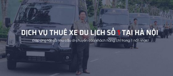 Dịch vụ cho thuê xe du lịch giá rẻ chất lượng cao