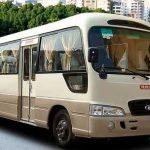 Cho thuê xe đưa đón nhân viên Khu Công Nghiệp Sài Đồng B
