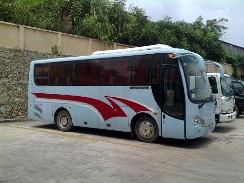 cho thue xe 45 cho tai Hai Phong