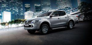 Cho thuê xe bán tải Mitsubishi Triton mới nhất