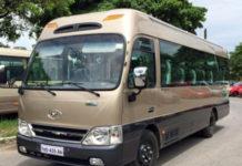Dịch vụ cho thuê xe du lịch 29 chỗ giá rẻ nhất tại Hà Nội