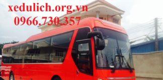 dịch vụ cho thuê xe du lịch tận tình chu đáo