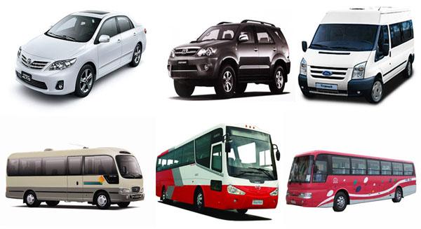 Những điều nên biết khi muốn làm hợp đồng thuê xe du lịch