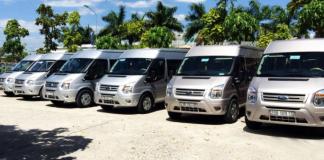 Dịch vụ cho thuê xe cung cấp nhiều xe và tài xế chất lượng