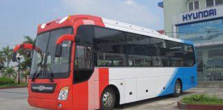 Thuê xe du lịch 29 chỗ tại Thanh Xuân 1