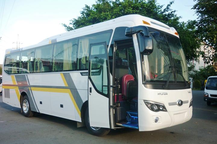 Dịch vụ cho thuê xe 29 chỗ chất lượng đảm bảo
