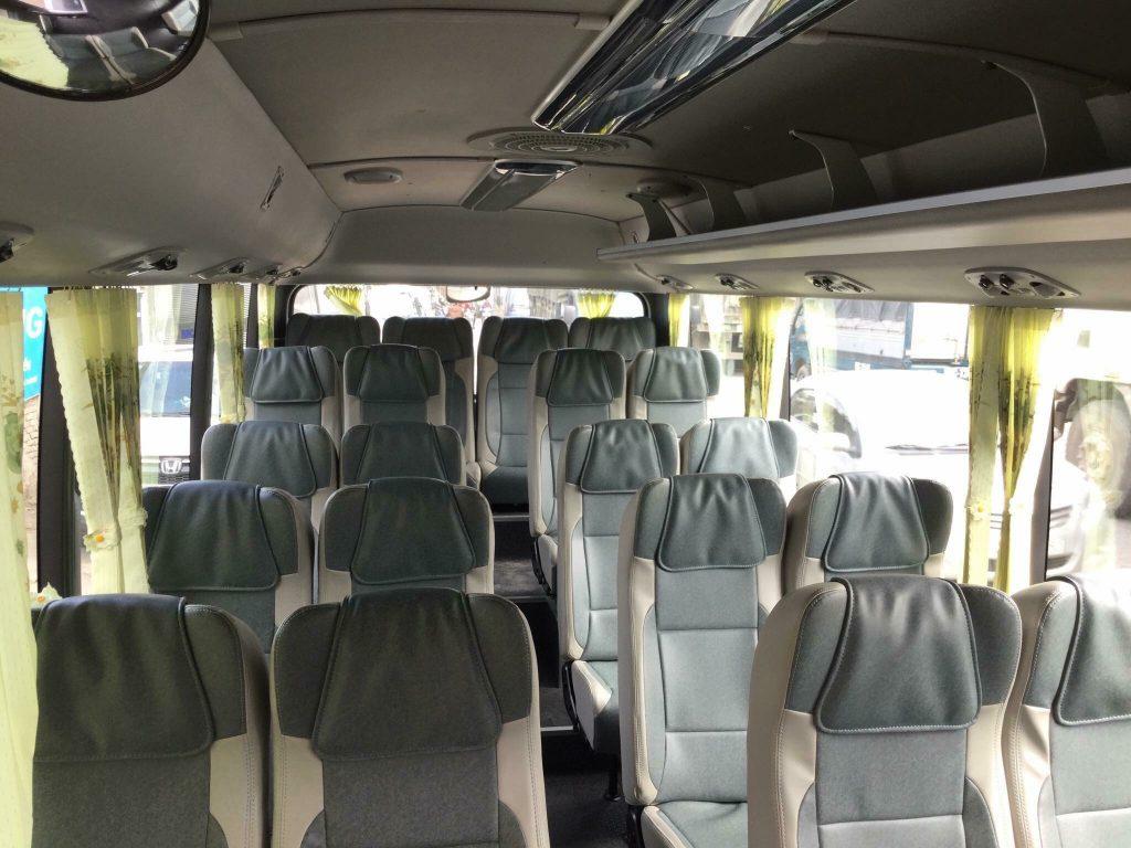 Dịch vụ thuê xe 45 chỗ tại Hà Nội đem lại nhiều tiện ích