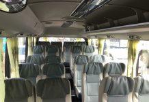 Dịch vụ thuê xe 45 chỗ đem lại nhiều tiện ích