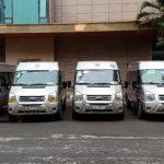 NTS Transport cho thuê xe cưới hỏi giá tốt