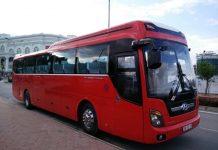 Dịch vụ cho thuê xe cưới hỏi 35 chỗ chuyên nghiệp tại NTS Transport