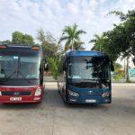 xe đưa đón công nhân về quê tết 2019 uy tín 1