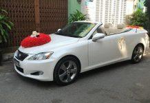 Cho thuê xe cưới hỏi trọn gói tại Hà Nôi uy tín