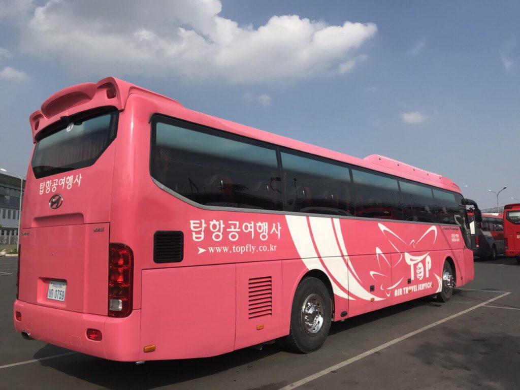 NTS Transport cho thuê xe đi lễ chùa đầu năm với mức giá tốt