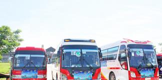 Thuê xe 29 chỗ đi lễ chùa đầu năm giá rẻ, chất lượng cao