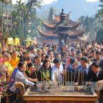 Thời gian lễ hội chùa Hương bắt đầu là khi nào?