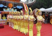 Vị trí của chùa Hương