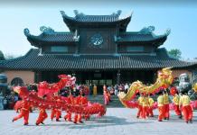 Lễ hội chùa Bái Đính diễn ra như thế nào?