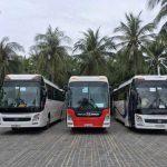 Xe du lịch xanh hiện đang là đơn vị hàng đầu, chuyên cho thuê xe du lịch 45 chỗ