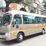 dịch vụ cho thuê xe 29 chỗ uy tín nhất
